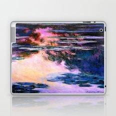 Monet : Water Lilies Laptop & iPad Skin