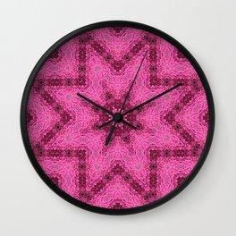 Hortensie 1 Wall Clock