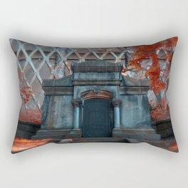 The Vampire Crypt Rectangular Pillow