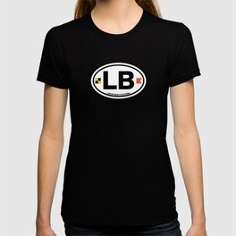 Laguna Beach - California. T-shirt