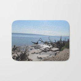 The Boney Trees on the Beach Bath Mat