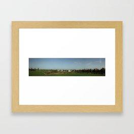 Dutch paradise Framed Art Print