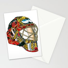 Lalime - Mask Stationery Cards