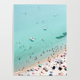Beach Day Poster
