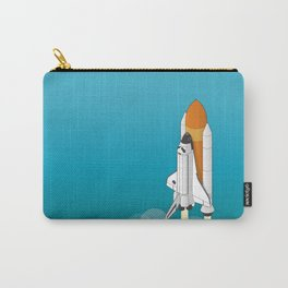 shuttle launch Carry-All Pouch