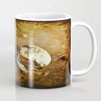 seashell Mugs featuring Seashell by Svetlana Sewell