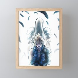 Soldier will Framed Mini Art Print