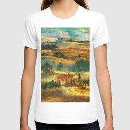 Hills of Tuscany T-shirt