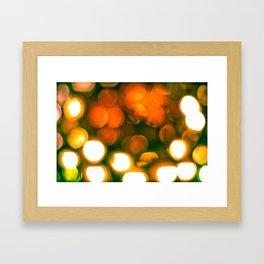 GRUNGE ME Framed Art Print