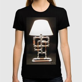 Articulated Desk Lamps - Copper and Chrome Collection - FredPereiraStudios_Page_07 T-shirt