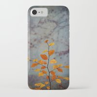 leaves iPhone & iPod Cases featuring Leaves by Dirk Wuestenhagen Imagery