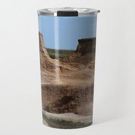 Badlands Rockformation Travel Mug