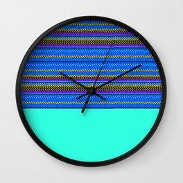 Dhivehi Libaas- {Maldivian Dress} Wall Clock