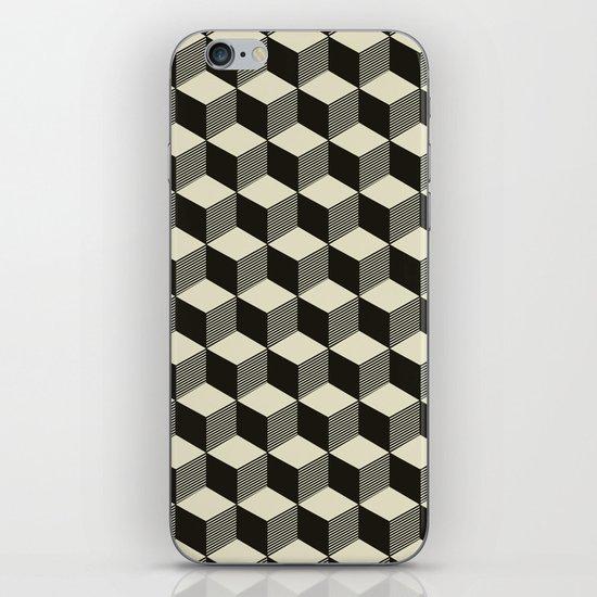 Metatron Cubes 02 iPhone Skin