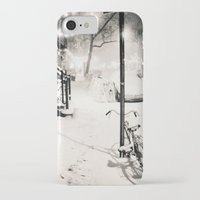 new york city iPhone & iPod Cases featuring New York City by Vivienne Gucwa
