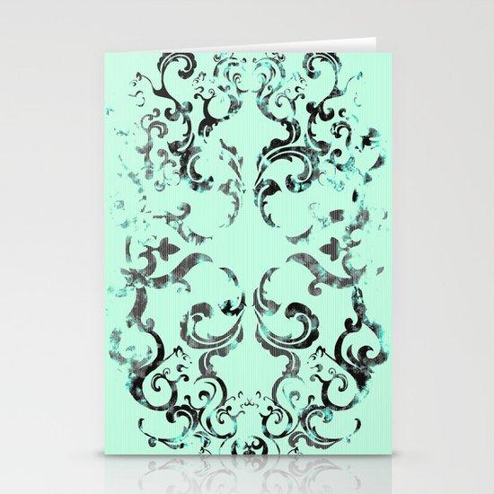 Squirrel Swirl Stationery Cards