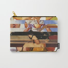 Glitch Pin-Up Redux: Heather Carry-All Pouch