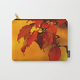 VIVID AUTUMNAL LEAVES Carry-All Pouch