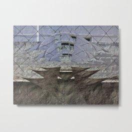 Condensation Metal Print