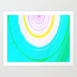 Circle in the Sky Art Print