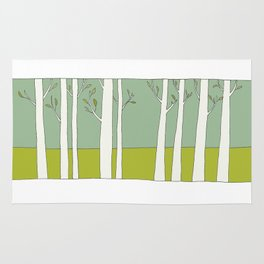 The Trees Rug
