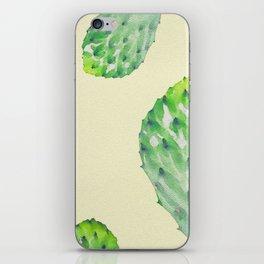 Zero Gravity Cacti V1 iPhone Skin