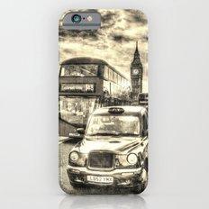 Westminster Bridge Vintage Art Slim Case iPhone 6s