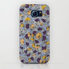 Being a Little Shellfish iPhone Case
