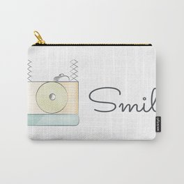 Smile! Carry-All Pouch
