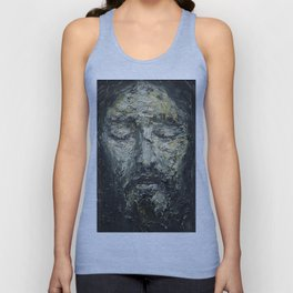 Holy Face of Our Lord Jesus Christ Unisex Tank Top