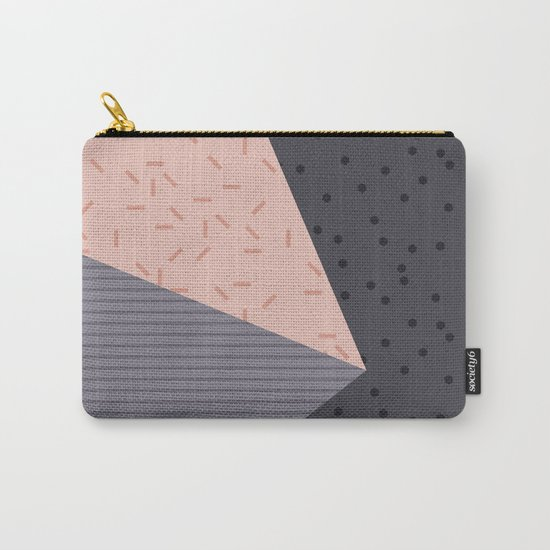 Geometry Blocks 8 Carry-All Pouch