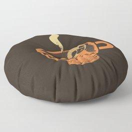 But First Coffee Floor Pillow
