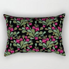 Rustic , retro Rectangular Pillow