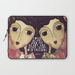 Coco's Closet Your Heart and My Heart Laptop Sleeve