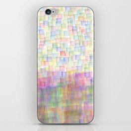 Abstract Squares #2  iPhone Skin