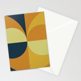Geometry Games Stationery Cards