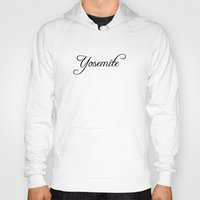 yosemite Hoodies featuring Yosemite by Blocks & Boroughs