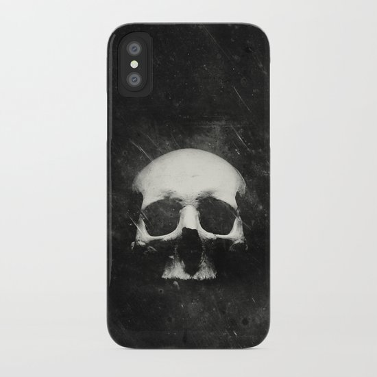 Once Were Warriors X. iPhone Case