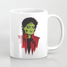 MJ Zombie Coffee Mug