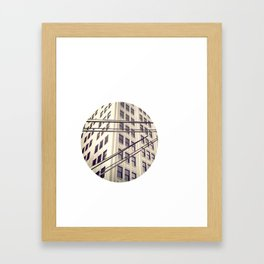 Sutro 11 Framed Art Print