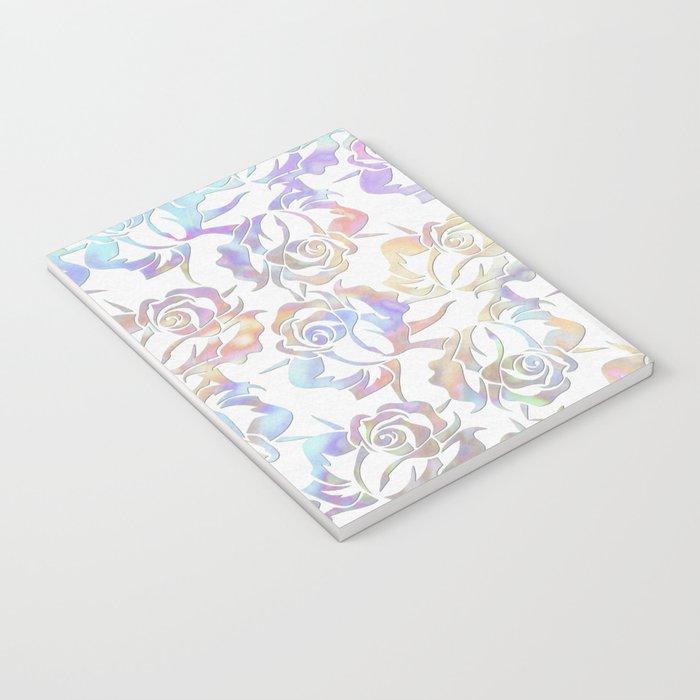 Rose pattern 2 Notebook
