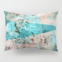 Industrial Blue Pillow Sham