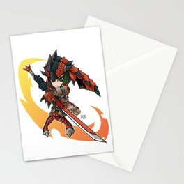 MH Longsword Stationery Cards