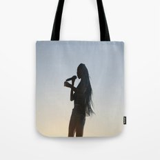 The World Is Your Stage Tote Bag