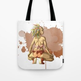 Reggaeton Girl Tote Bag