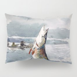 Pike, Lake St. John - Digital Remastered Edition Pillow Sham