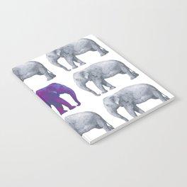 Elephants II Notebook