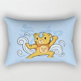 The Last Carebender Rectangular Pillow