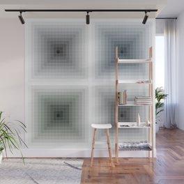All theory is grey (J.W. Goethe) Wall Mural