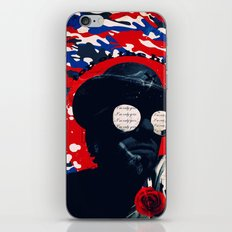 Top Of The Hill iPhone & iPod Skin